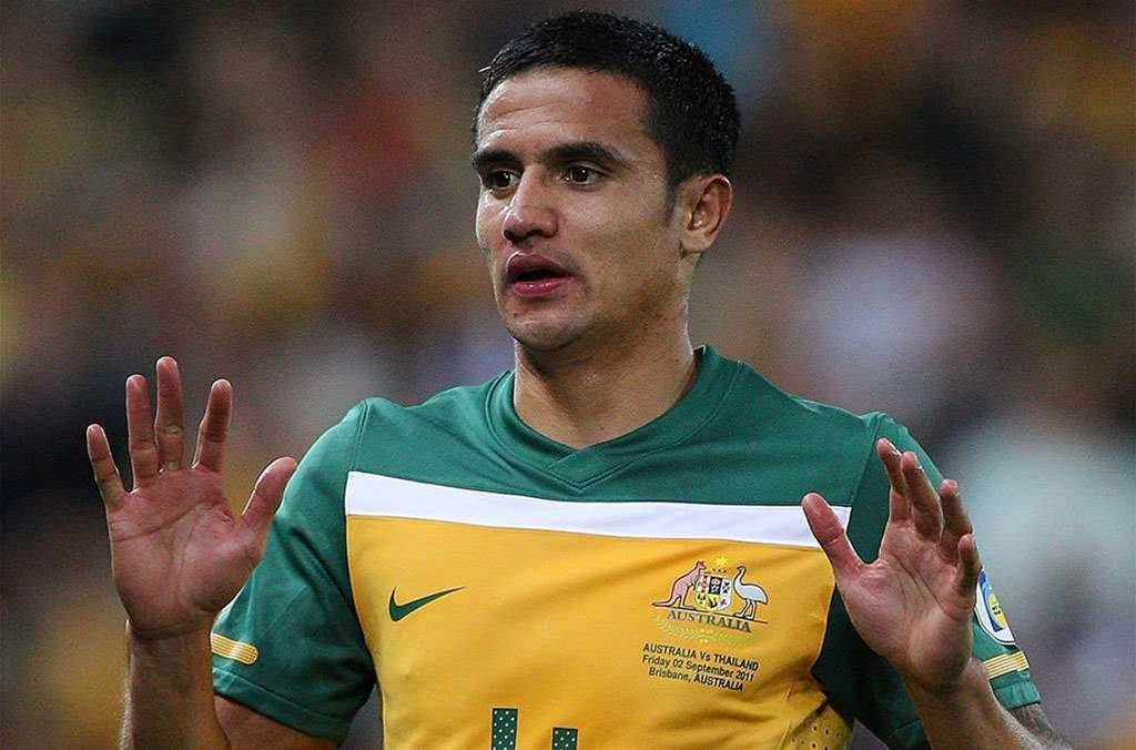 Goal Drought Not a Concern for Cahill