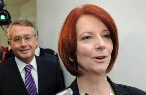 Gillard takes on cyber security in cabinet reshuffle
