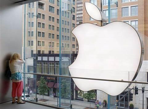 Apple CEO gets $US376m stock award