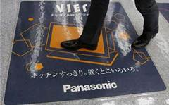 Tablet boom driving Panasonic back to profit
