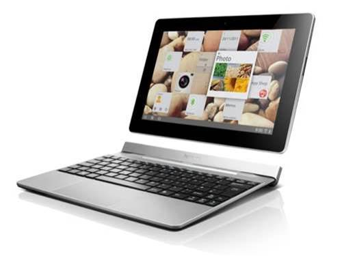 Lenovo reveals detachable quad-core IdeaTab K2