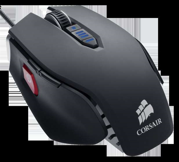 Corsair's Vengeance M60 Gaming Mouse a very good work in progress