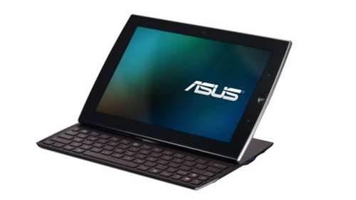 Asus unveils 7in EeePad Memo tablet