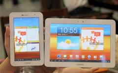 Galaxy Tab 10.1 and 7.0 Plus now come in white