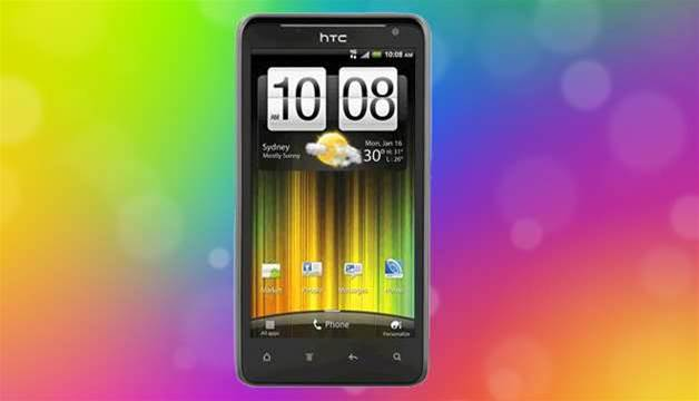 HTC launches 4G smartphone in Oz