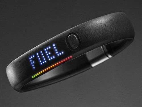 Nike+ FuelBand watches your every move