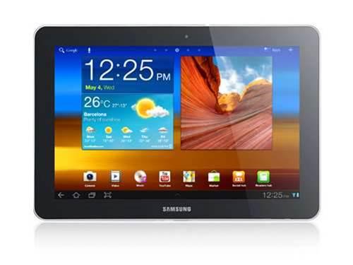 Next-gen Samsung Galaxy Tab set for MWC
