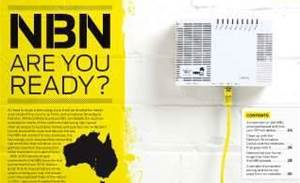 Telehealth and the NBN myth