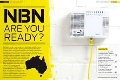 Can NBN Co act in caretaker mode?