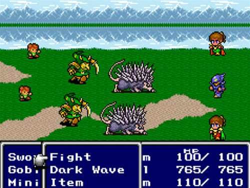Gaming Flashback: Final Fantasy series