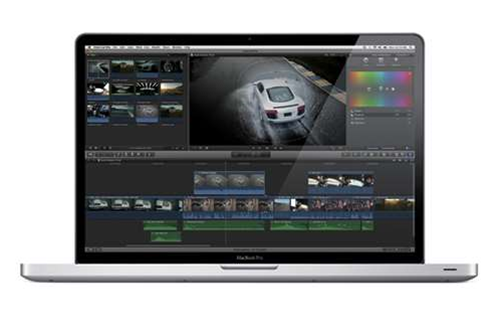 Apple adds multicam editing to Final Cut Pro X