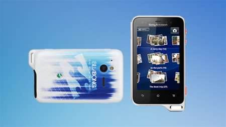 Sony Ericsson pulls back curtain on Xperia Active Billabong Edition