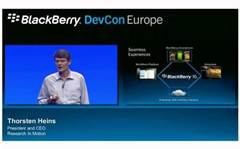 RIM drops hints about BlackBerry 10