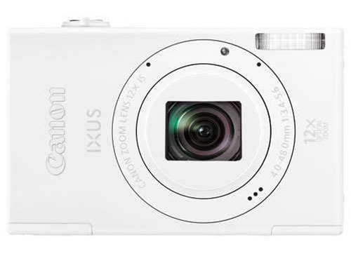Canon reveals iPhone-compatible IXUS 510 HS and IXUS 240 HS Wi-Fi cameras