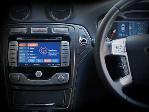 AutoDAB is digital radio for your wheels