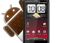 HTC handsets get bite of Ice Cream Sandwich