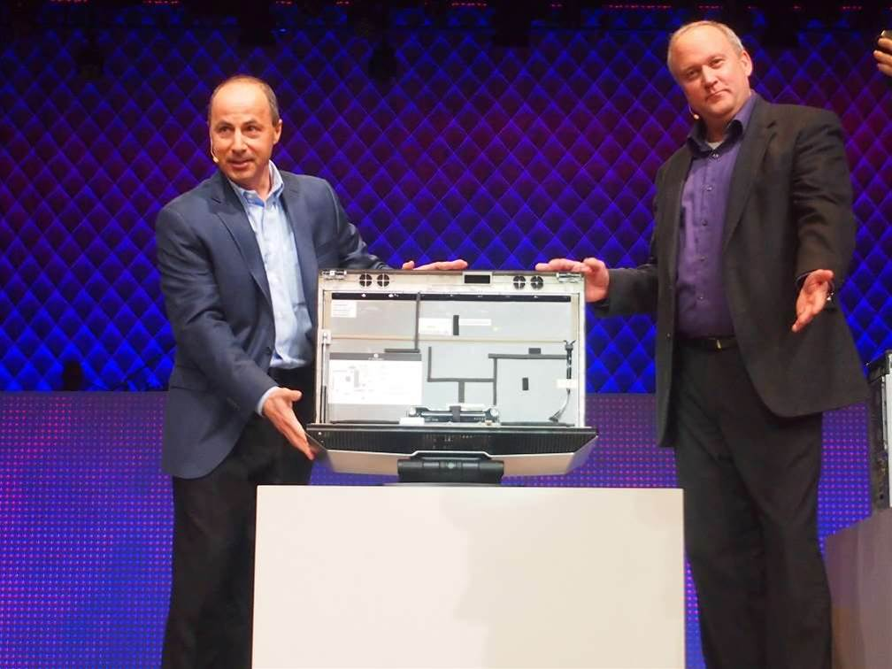 """HP unveils """"world-first"""" all-in-one Workstation"""