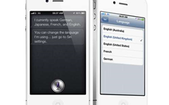 Is Siri turning Japanese?