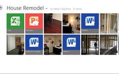 Microsoft SkyDrive app takes on iCloud