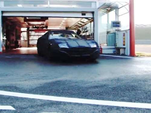 Video: Ferrari teaser promises fastest car yet