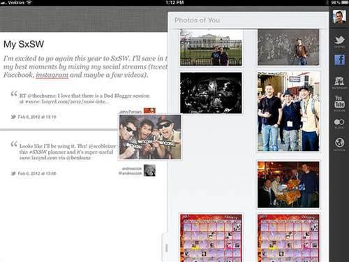 Storify comes to the iPad