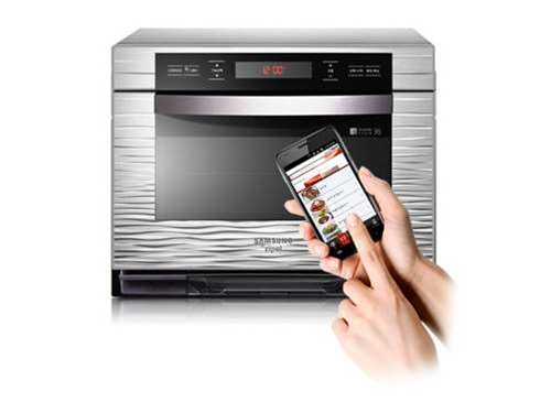 Samsung Zipel smart oven brings app-based cooking to Android