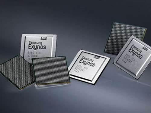 Samsung unveils new quad-core Exynos processors