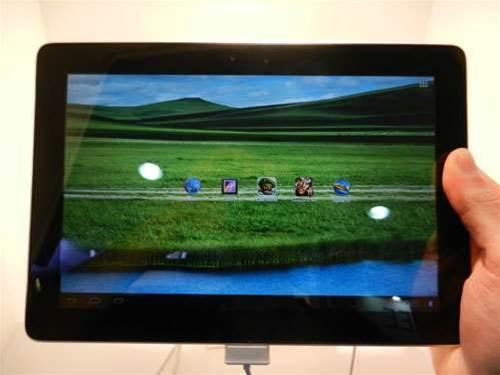 MWC 2012 – Huawei MediaPad 10 FHD hands-on