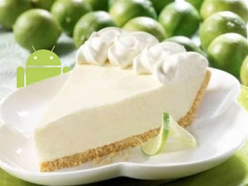 Android 6.0 will be called Key Lime Pie
