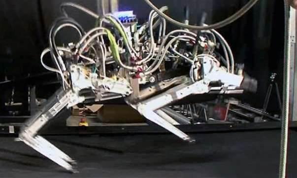 Video: Meet Cheetah, the world's fastest robot