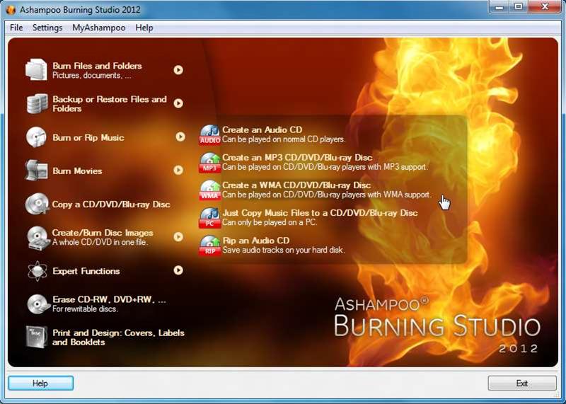 Tech deals: get Ashampoo Burning Studio 2012 free (RRP: $49.99)