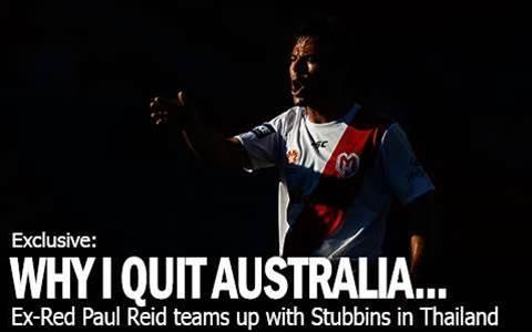 Paul Reid: Why I Chose Asia...