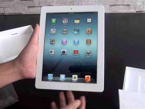 New iPad 3 unboxed in Vietnamese video