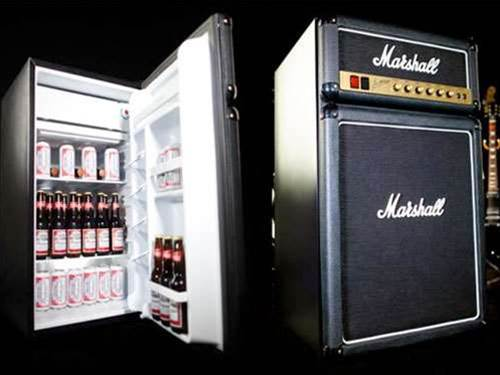 Just because they could - Marshall amp fridge