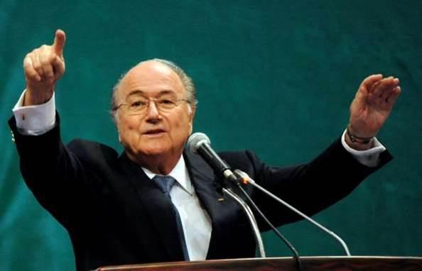 Blatter Unhappy With Brazil Progress