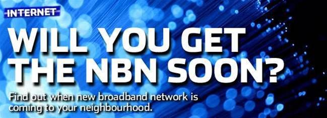 Will you be getting NBN access by 2015?
