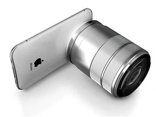 iPhone PRO: DSLR in your pocket?