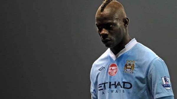 Porto Fined For Balotelli Abuse