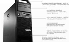 Lenovo debuts three upgraded ThinkStations