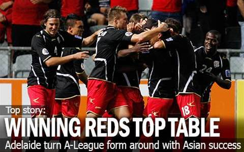 Reds Last Gasp Winner To Top Table