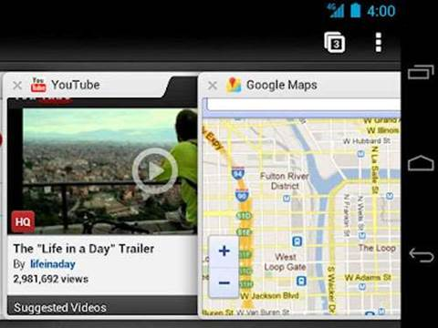 Google updates Chrome for Android
