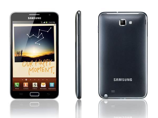 Reviewed: Samsung Galaxy Note