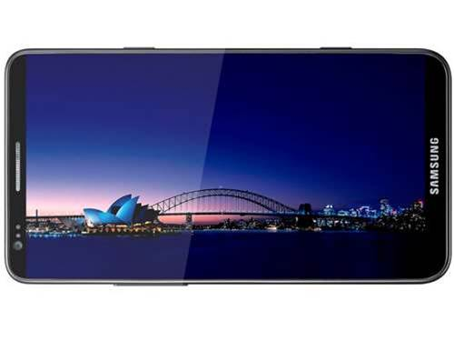 Samsung Galaxy S III with 12MP camera leaks online