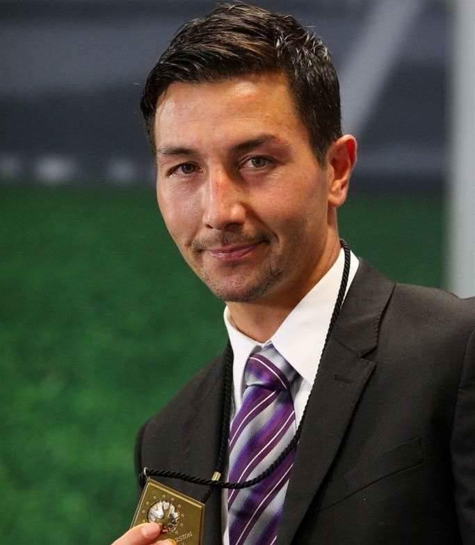 A-League Marston Medal Gaffe