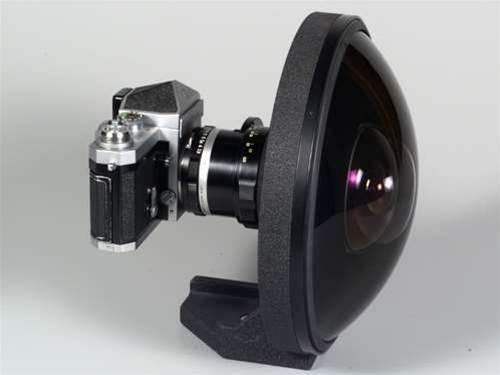 Tech deals?: $150,000 Nikon fisheye lens