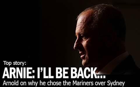 Arnie: I'll Be Back