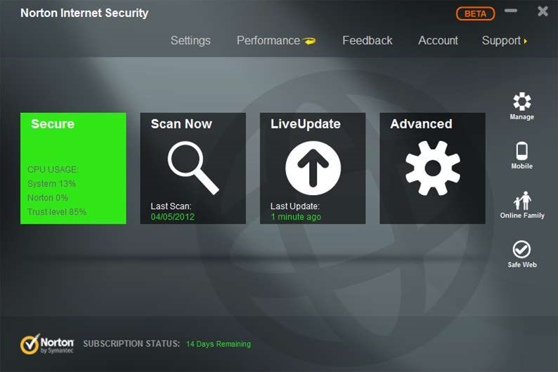 Symantec unveils the Norton 2013 family