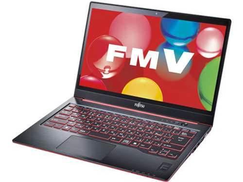 Fujitsu unveils Ivy Bridge ultrabook