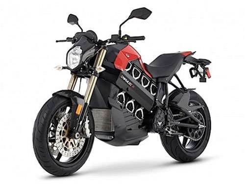 Brammo Empulse and Empulse R electric motorbikes unveiled