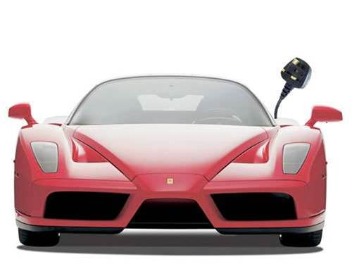 Hybrid Ferrari Enzo is on the way